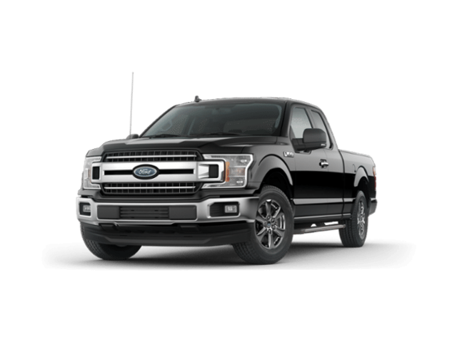 New 2018 Ford F-150 XLT Truck SuperCab Styleside in Odessa, TX